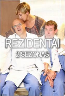 Rezidentai (2 sezonas) (2015) online