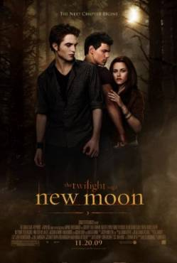 Jaunatis / The Twilight Saga: New Moon (2009) online