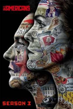 Amerikiečiai / The Americans (3 sezonas) (2015) online