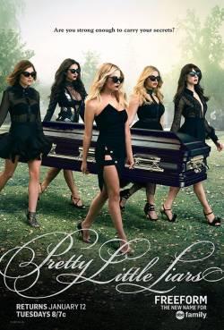 Jaunosios Melagės / Pretty Little Liars (6 sezonas) (2015-2016) online