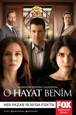 Tai mano gyvenimas / O Hayat Benim (1 sezonas) 2014 online