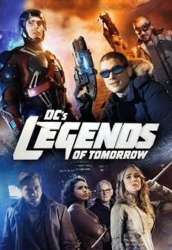 Rytdienos legendos / Legends of tomorrow (1 Sezonas) (2016) online