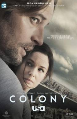 Kolonija / Colony (1 sezonas) (2016) online
