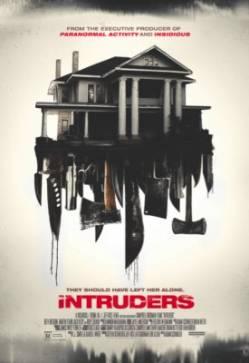 Įsibrovėliai / Intruders (2015) online