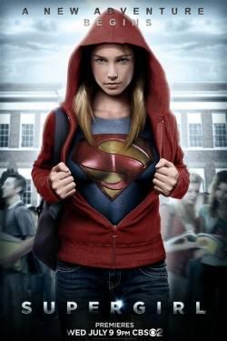 Super mergina / Supergirl (1 sezonas) (2015) online