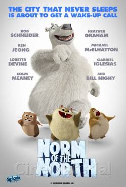 Normas, lokys iš Šiaurės / Norm Of The North (2016) online