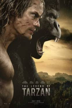 Tarzanas: Džiumglių legenda / The Legend of Tarzan (2016) online