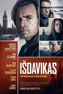 Išdavikas / Our Kind of Traitor (2016) online