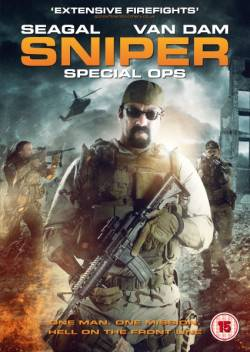 Snaiperis: Specialus burys / Sniper: Special Ops (2016) online