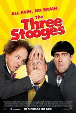 Trys vėplos / The Three Stooges (2012) online